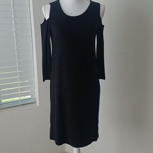 Dalia XS dark gray dress